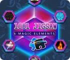 1001 Jigsaw Six Magic Elements 游戏