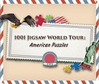 1001 Jigsaw World Tour American Puzzle 游戏