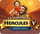 12 Labours of Hercules: Kids of Hellas 游戏