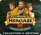 12 Labours of Hercules VII: Fleecing the Fleece Collector's Edition 游戏