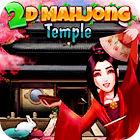 2D Mahjong Temple 游戏