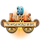 3D Knifflis: The Whole World in 3D! 游戏