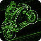 3D Neon Race 游戏