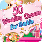 50 Wedding Gowns for Barbie 游戏