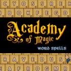 Academy of Magic: Word Spells 游戏