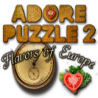 Adore Puzzle 2: Flavors of Europe 游戏