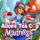 Alice's Tea Cup Madness 游戏
