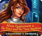 Alicia Quatermain 4: Da Vinci and the Time Machine Collector's Edition 游戏