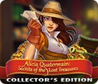 Alicia Quatermain: Secrets Of The Lost Treasures Collector's Edition 游戏
