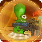 Alien vs Robots: The Conquest 游戏