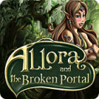 Allora and The Broken Portal 游戏