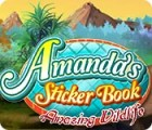 Amanda's Sticker Book: Amazing Wildlife 游戏