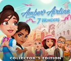 Amber's Airline: 7 Wonders Collector's Edition 游戏