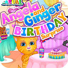 Angela Ginger Birthday Surprise 游戏