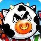 Angry Cows 游戏