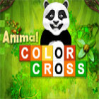 Animal Color Cross 游戏