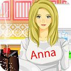 Anna's Delicious Chocolate Cake 游戏