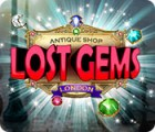 Antique Shop: Lost Gems London 游戏