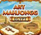 Art Mahjongg Egypt 游戏
