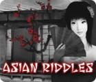 Asian Riddles 游戏