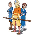 Avatar. The Last Airbender: Elemental Escape 游戏