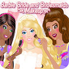 Barbie Bride and Bridesmaids Makeup 游戏