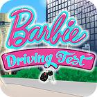 Barbie Driving Test 游戏