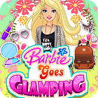 Barbie Goes Glamping 游戏