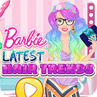 Barbie Latest Hair Trends 游戏