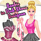 Barbie in Pink Shoes Designer 游戏