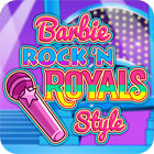 Barbie Rock and Royals Style 游戏