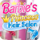 Barbie Princess Hair Salon 游戏