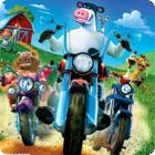 Barnyard: Otis' Chopper Challenge 游戏