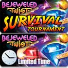 Bejeweled Twist Online 游戏