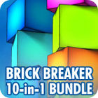 Brick Breaker 10-in-1 Bundle 游戏