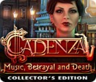 Cadenza: Music, Betrayal and Death Collector's Edition 游戏