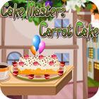 Cake Master: Carrot Cake 游戏