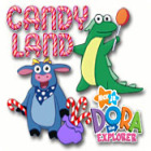 Candy Land - Dora the Explorer Edition 游戏
