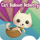 Cat Balloon Delivery 游戏