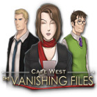 Cate West: The Vanishing Files 游戏