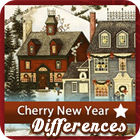 Cherry New Year 5 Differences 游戏