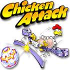 Chicken Attack 游戏