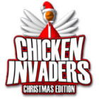 Chicken Invaders 2 Christmas Edition 游戏
