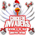 Chicken Invaders 3 Christmas Edition 游戏