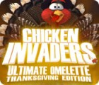 Chicken Invaders 4: Ultimate Omelette Thanksgiving Edition 游戏