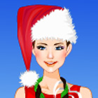 Christmas Pop Star Dress Up 游戏