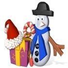 Christmas Puzzle 游戏