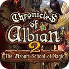 Chronicles of Albian 2: The Wizbury School of Magic 游戏