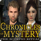Chronicles of Mystery: The Scorpio Ritual 游戏