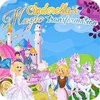 Cinderella Magic Transformation 游戏